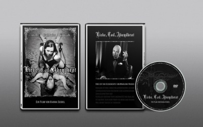 DVD Inlay und Tray | Destroy Roy