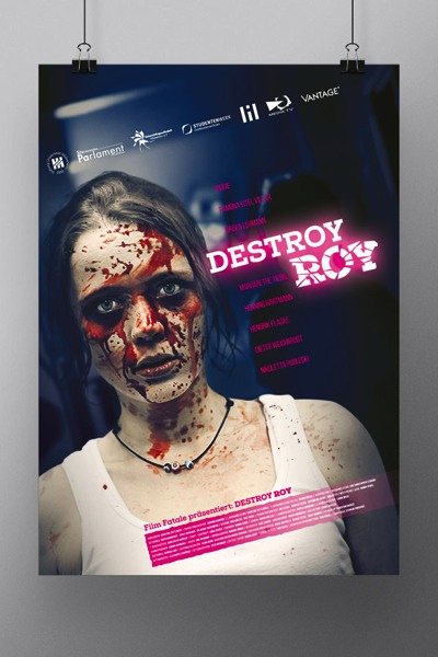 Plakat | Destroy Roy